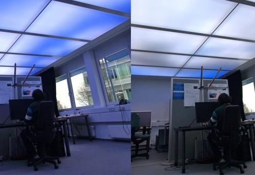 led车联网应用技术服务于未来无人驾驶汽车领域高清图片
