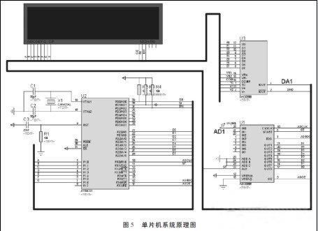 智能照明系统led驱动电路设计高清图片