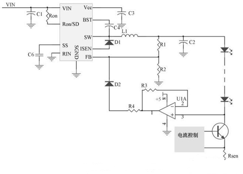 采用led模拟调光的机器视觉辨认系统电路设计指南
