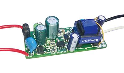 高性比价LED隔离恒流驱动3C认证电源(7W)