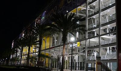 美国佛罗里达州奥兰多柑橘碗球场项目