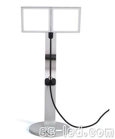 飞利浦推出第一款商业化oled台灯 将于明年上市