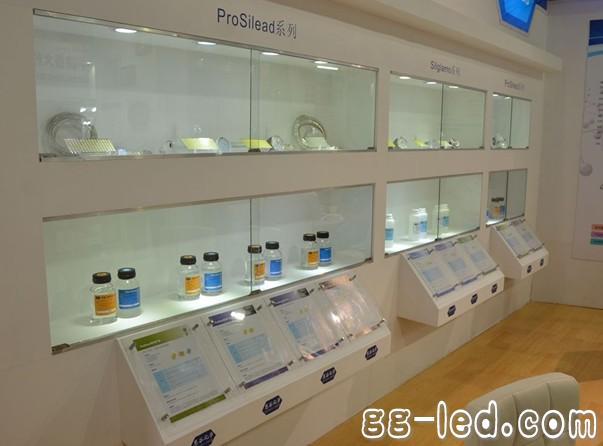 广州慧谷化学魅力绽放广州国际照明展览会
