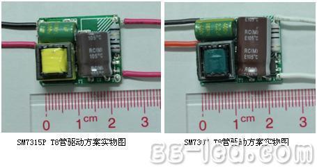 芯片采用buck电路结构,工作在固定频率模式,只需要使用相当小的贴片