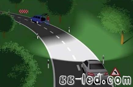 车载智能灯光系统--智能灯光控制高清图片